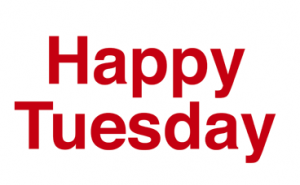 Happy Twitter Tuesday