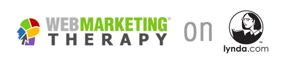 web marketing therapy on lynda.com