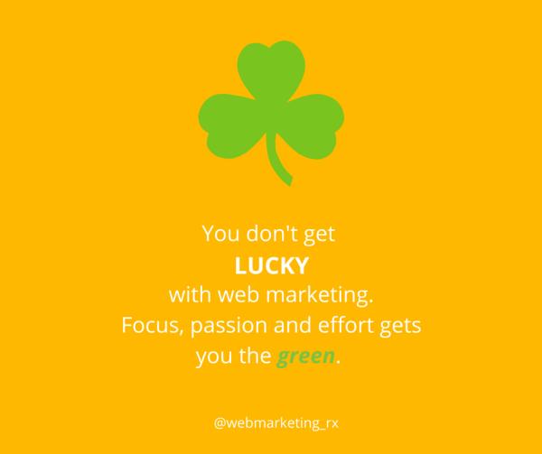 lucky web marketing
